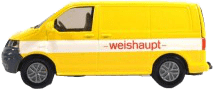 Доставка Weishaupt